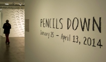Pencils Down at the Palo Alto Art Center