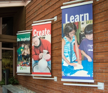 Be Inspired, Create, Learn -- Palo Alto Art Center