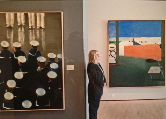 Guardian at Work, Adam Freeberg, Cantor Art Center