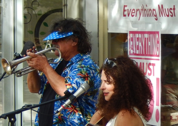 Susca and Mordecai, Everything Must Go, On World Music Day