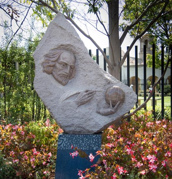 Shakespeare, Balboa Park, San Diego.