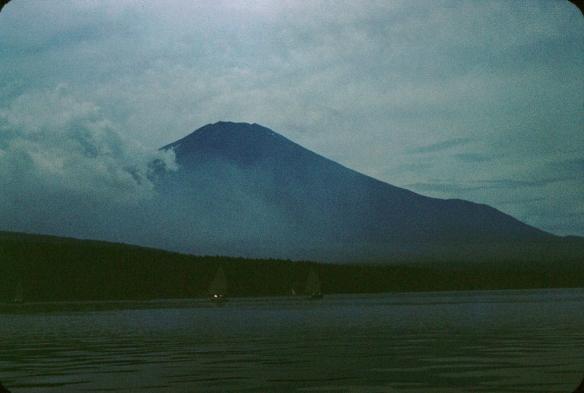 Seven Star Mountain, Yangmingshan National Park, Taiwan, 1955