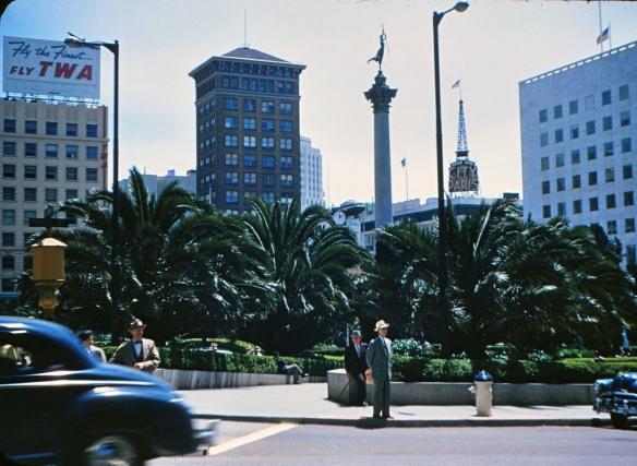 Union Park, San Francisco, 1953