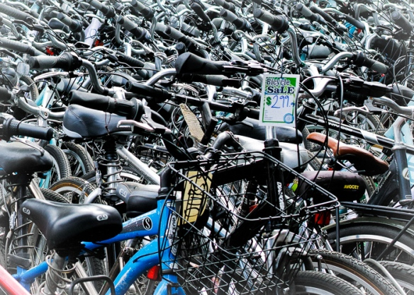 Bikes for Sale, $299, September, 2015