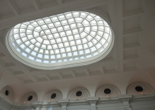 Restored skylight