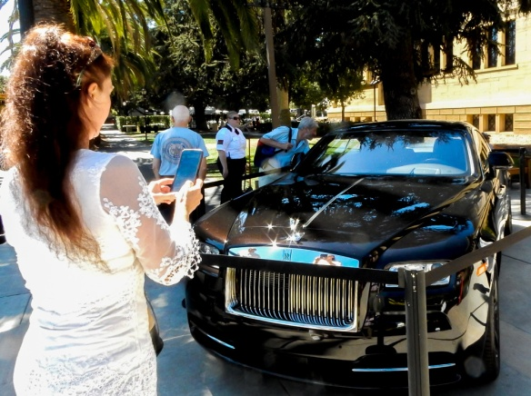 Everybody's Dream Car -- Rolls-Royce Wraith is fast, luxurious and expensive.