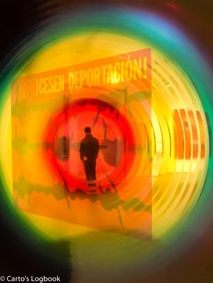 Composite, Bright Circle and Cesen Deportacion, 2016