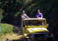 Men and truck, always a good match, Costa Rica