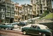 Powell St., San Francisco, 1954