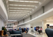SFO Terminal Interior, 2015